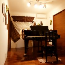 N piano music school