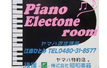 ひとみ Piano Electone room
